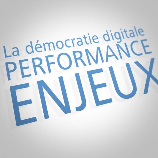 Etude «Digital Democracy»