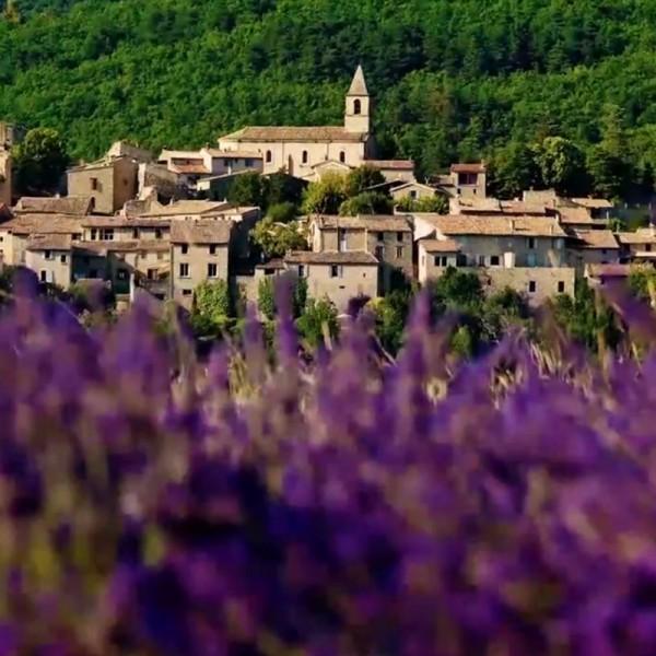 Le Chatelard 1802 : senteurs de Provence