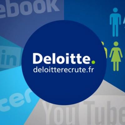 Deloitte recrute