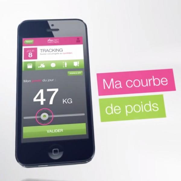 Application mobile Diet Partner